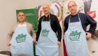 Podpis Memoranda o spolupráci, Martin Fabrice Plichta, Pavel Štern, Jakub Vopelák