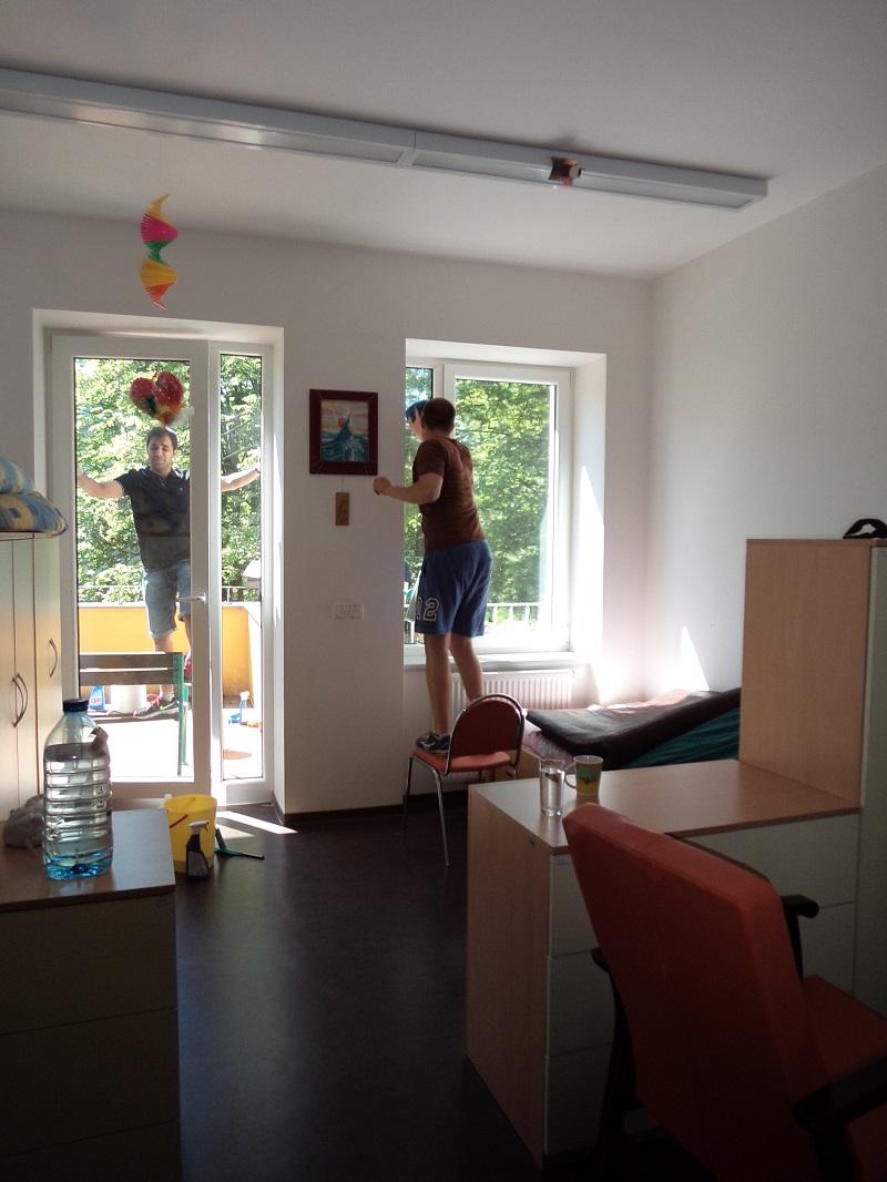 Domov sv. rodiny - Novartis
