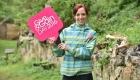 GG Hero Iva Švastalová z Cofidis, minulý rok se zúčastnila akce v Toulcově dvoře