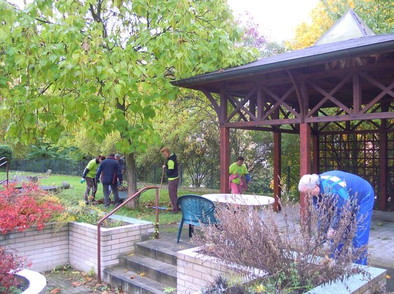 19. 10. 2016_Rehabilitační středisko pro nevidomé Dědina_Kooperativa pojišťovna